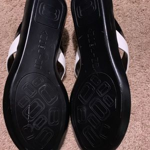 Bandolino Shoes - New Bandolino Black & White Sandals Size 9